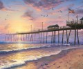 Thomas Kinkade Summer Destinations
