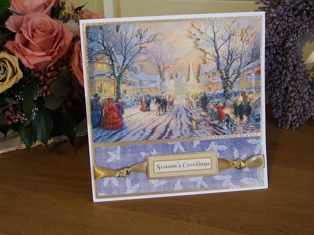 Joanna Sheen Thomas Kinkade Crafts