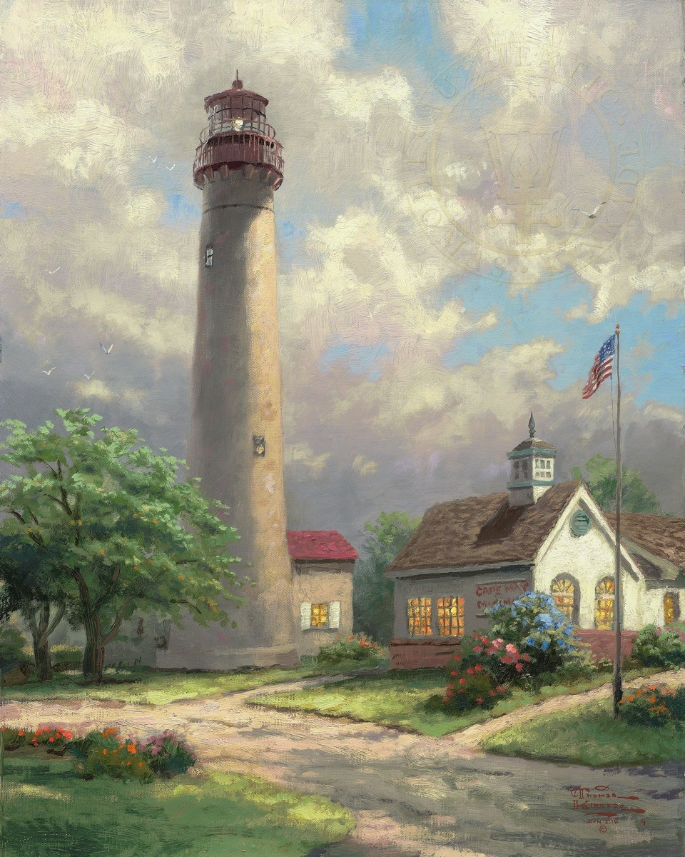 Pictures Of Lighthouses To Paint