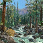 High Country River