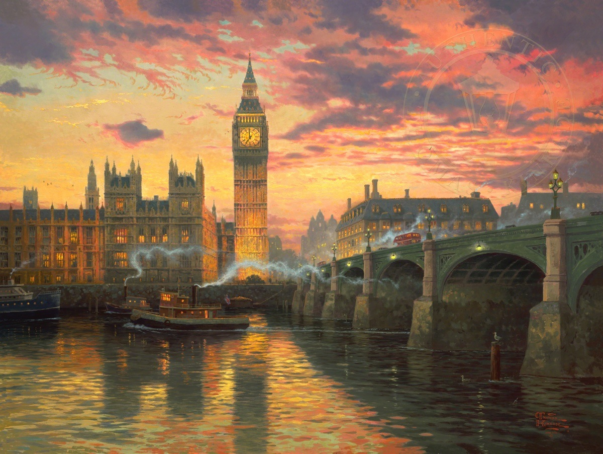 London The Thomas Kinkade Company