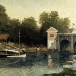 Afternoon at Argenteuil – Limited Edition Canvas