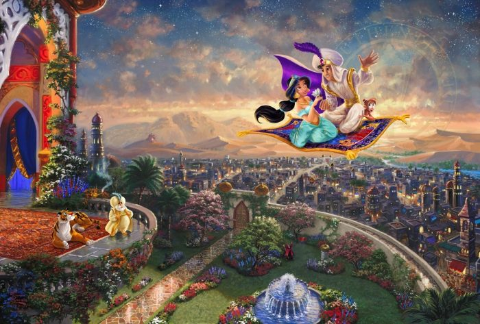 Aladdin – Limited Edition Art
