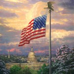 America's Pride – Limited Edition Canvas
