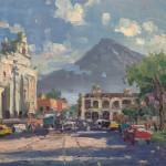 Antigua Sunset, Guatemala – Limited Edition Art
