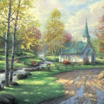 Aspen Chapel, The – Limited Edition Art