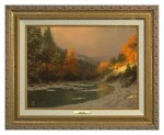 Autumn Snow – Canvas Classic