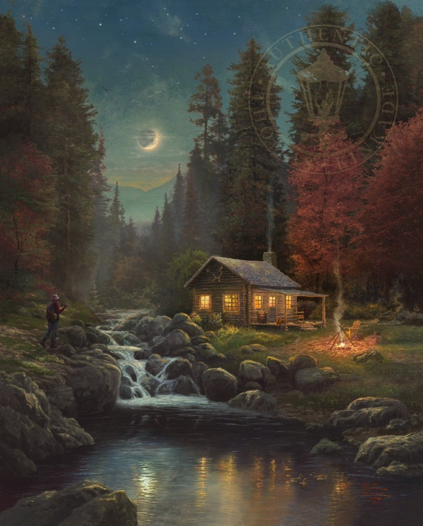Away From It All – Limited Edition Art