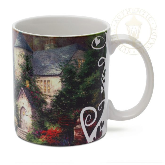Beyond Autumn Gate – Ceramic Mug