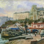 Biarritz – Limited Edition Canvas