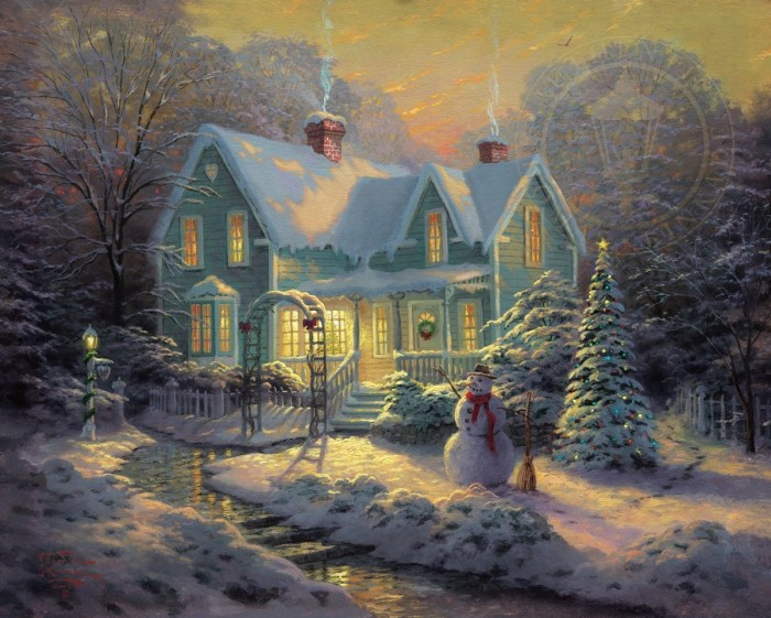 Blessings of Christmas – Limited Edition Art