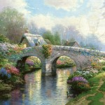 Blossom Bridge – Limited Edition Canvas