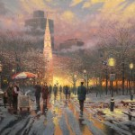 Boston Celebration – Limited Edition Art