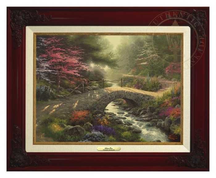 Bridge of Faith – Canvas Classic