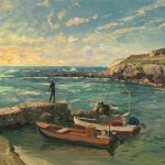 Caesarea – Limited Edition Canvas