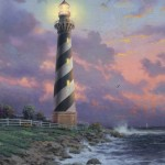 Cape Hatteras Light – Limited Edition Canvas