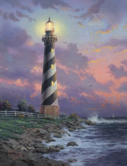 Cape Hatteras Light – Limited Edition Art