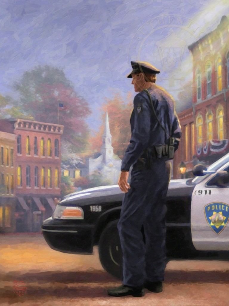 Called To Serve – Limited Edition Art