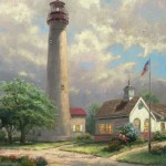 Cape May Light – Limited Edition Canvas