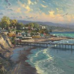 Capitola Village – Limited Edition Canvas