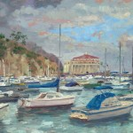 Catalina Marina – Limited Edition Canvas