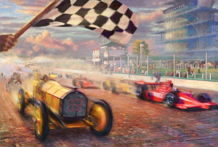 Century of Racing!, A – Limited Edition Art