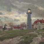 Chatham Light – Limited Edition Canvas