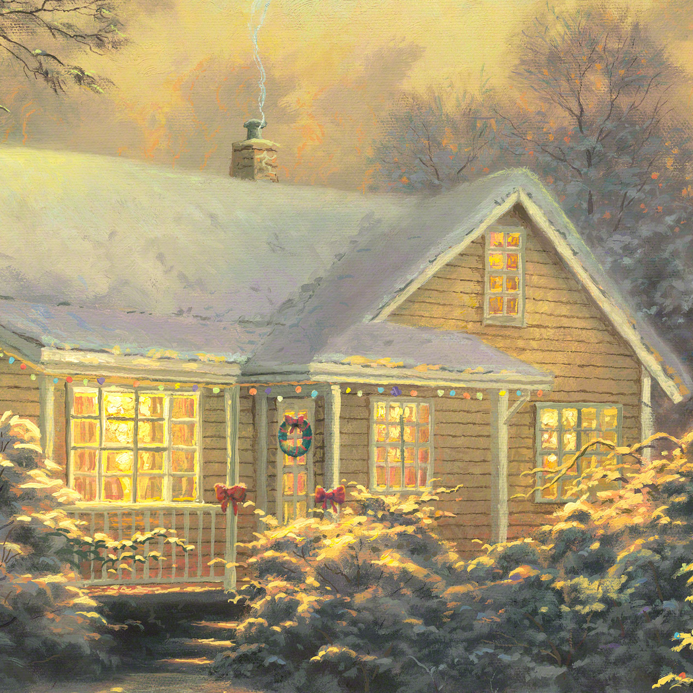 christmas cottage movie release limited edition art thomas rh thomaskinkade com thomas kinkade's christmas cottage streaming thomas kinkade's christmas cottage full movie