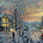 Christmas Story, A – Limited Edition Canvas