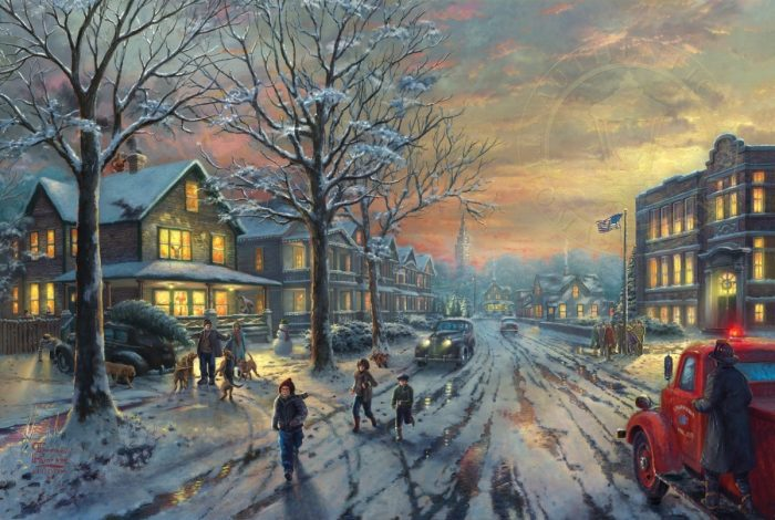 Christmas Story, A – Limited Edition Art