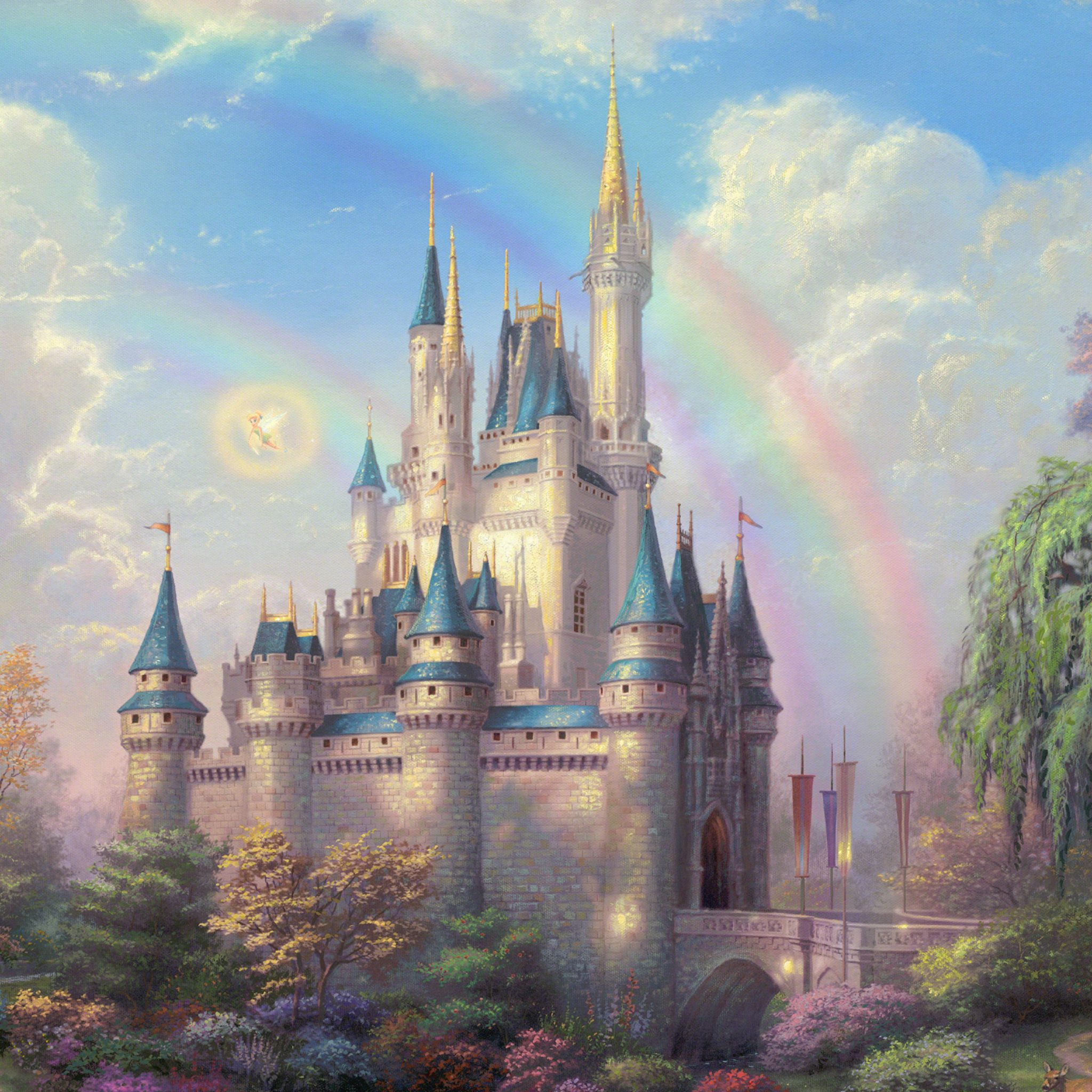 new day at the cinderella castle a limited edition art the