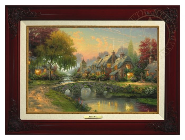 Cobblestone Bridge – Canvas Classic