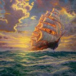 Courageous Voyage – Limited Edition Canvas