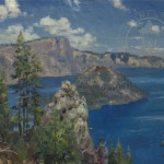 Crater Lake – Limited Edition Art