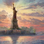 Dedicated to Liberty – Limited Edition Canvas