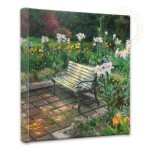 "Eternal Springtime – 14"" x 14"" Gallery Wrapped Canvas"