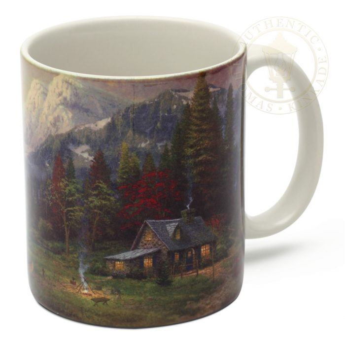Evening Majesty – Ceramic Mug
