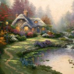 Everett's Cottage – Limited Edition Art