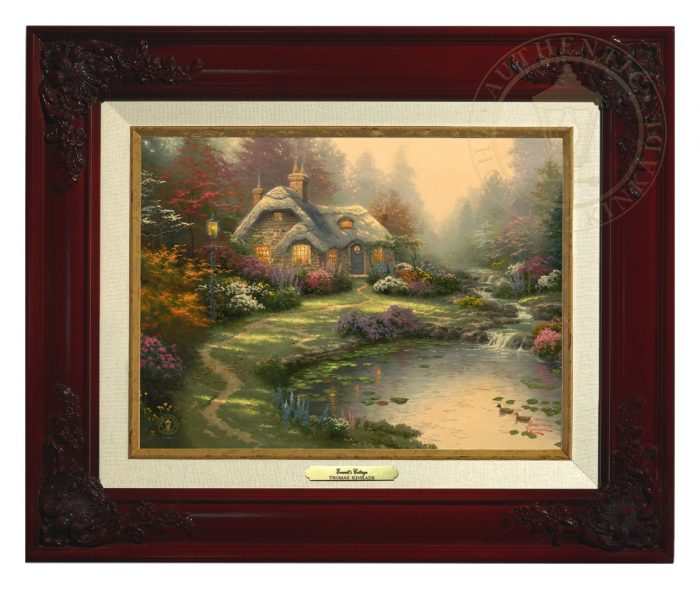 Everett's Cottage – Canvas Classics