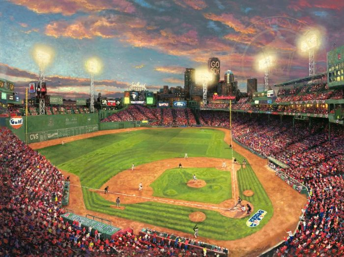 Fenway Park™ – Limited Edition Art
