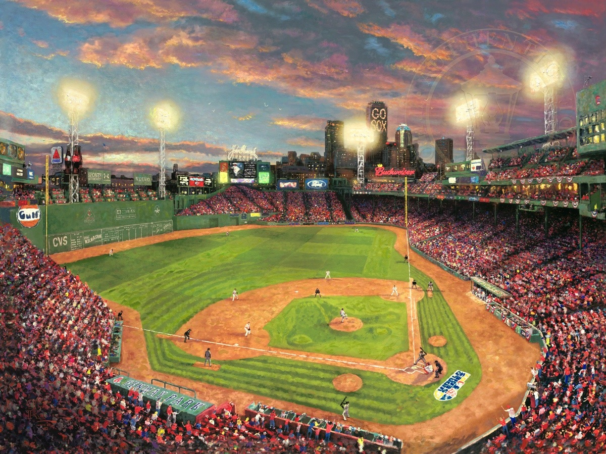 a description of fenway park the home of the boston red sox The red sox are tied for the most wins in baseball with the houston  boston,  ma - june 24: mitch moreland #18 of the boston red sox celebrates his two-run  home run with jd martinez #28  the seattle mariners on june 22, 2018 at  fenway park in boston, massachusetts  descriptions off, selected.
