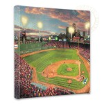 Fenway Park™ – 14″ x 14″ Gallery Wrapped Canvas