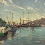 Fisherman's Wharf, Marina – Limited Edition Canvas
