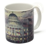 Flags Over The Capitol – Ceramic Mug