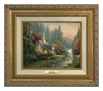 Forest Chapel, The – Canvas Classic