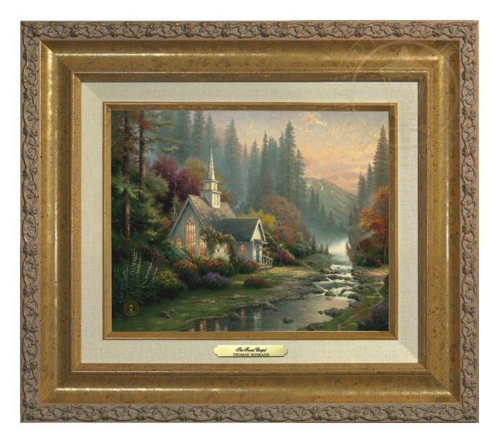 Forest Chapel, The – Canvas Classics
