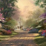Fountain of Blessings – Limited Edition Canvas