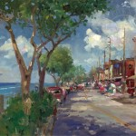 Front Street, Lahaina – Limited Edition Canvas