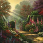Garden of Grace – Limited Edition Art