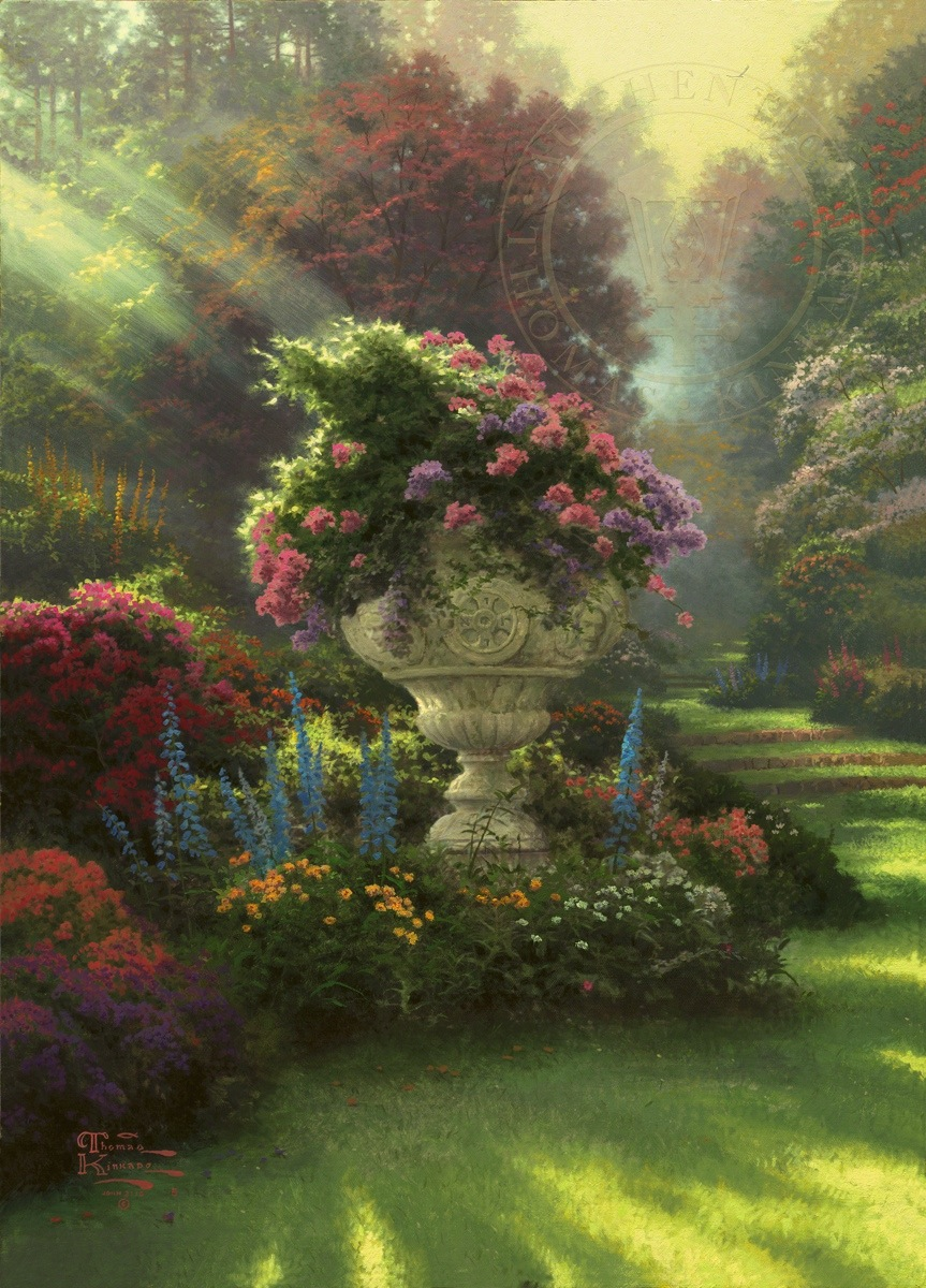garden of hope the � limited edition art the thomas